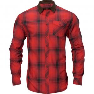 Koszula Härkila Driven Hunt red/black