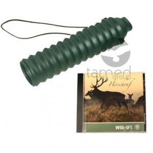 WEGU-GFT Wabik na jelenia z płytą CD Nr 790177