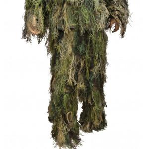 Strój maskujący Ghillie, lesiste