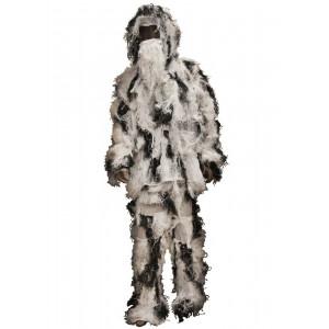 Strój maskujący Ghillie, zimowe