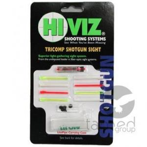 Muszki Światłowodowe Hiviz Tricomp