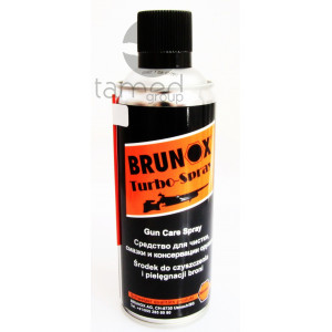 Olej Brunox turbo spray, 400 ml