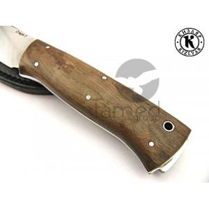 Nóż Kizlyar Sterh-1, drewno