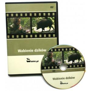 Film DVD Wabienie dzików