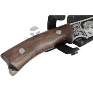 Nóż Kizlyar Giurza-2, drewno + grawerunek