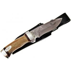 Nóż Zlatoust Bars- drewno