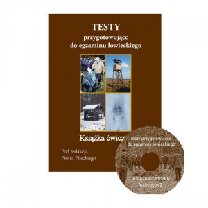 Testy przygotowujące do egzaminu łowieckiego - Książka ćwiczeń