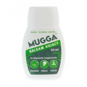 Mugga Balsam Kojący 50% (na ukąszenia i poparzenia)
