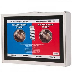 Środek odstraszający dziki Hagopur Wildschwein-stop zestaw