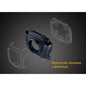 Latarka czołowa Fenix HP15 UE szara (900 lumenów)