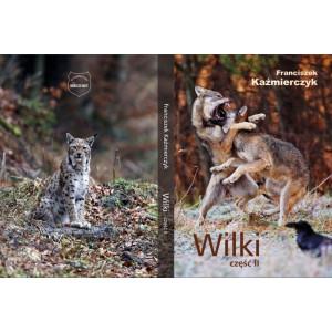 Książka Wilki część II