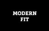 Modern fit